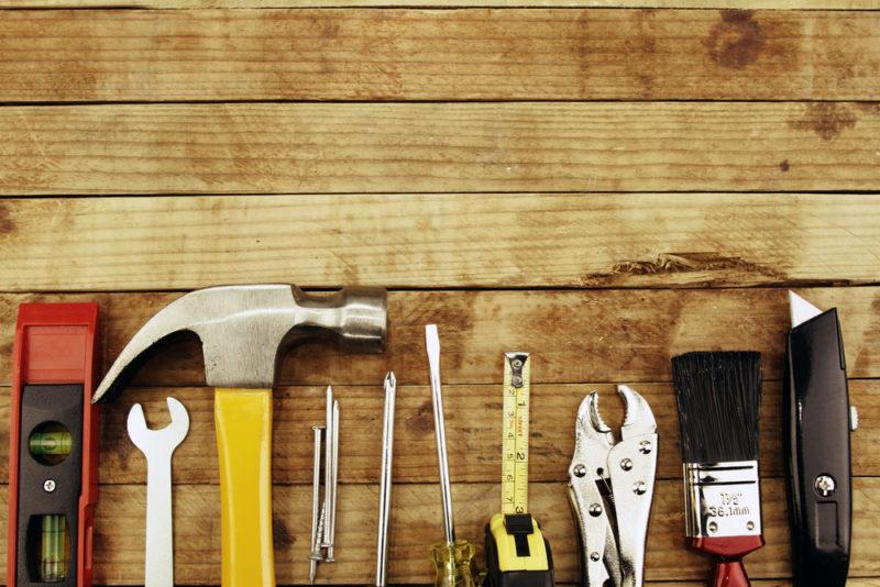 Как рационально хранить инструменты