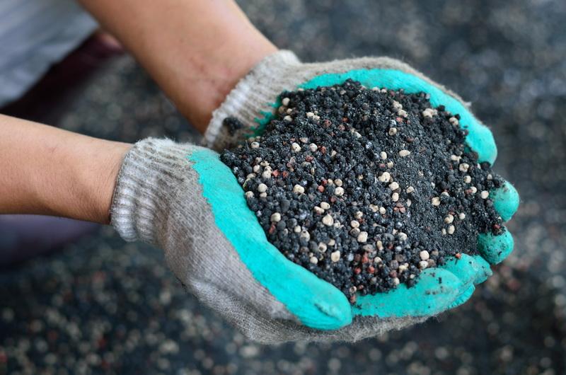 Что такое гумат калия: состав и применение удобрения