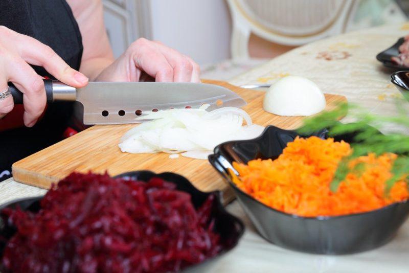 Несколько салатов из свеклы, от которых все будут в восторге