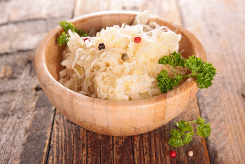 Готовим квашеную капусту на зиму — вкусные и полезные советы