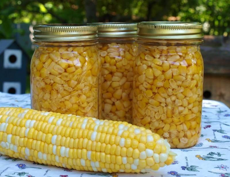 Консервируем кукурузу дома: правила и вкусные рецепты